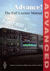 Advanced licence - The Full Licence Manual